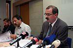 Tisková konference ÚSTR a ABS ze dne 30. 7. 2008 - Zveřejnění spisů poslanců Bartoše, Hasila a Ranince