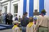 Pietní akt v Kolíně 8. září 2008