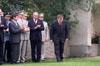 Pietní akt v Lošanech 8. září 2008