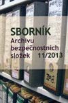 Obálka Sborník Archivu bezpečnostních složek 11/2013 - ilustrační foto