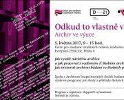 Archiv bezpečnostních složek zve na zajímavý seminář