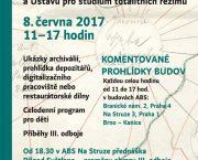Den otevřených dveří Archivu bezpečnostních složek a Ústavu pro studium totalitních režimů