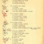 Návrh chemických zkoušek