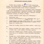 Informace o provedení chemických zkoušek v únoru 1968