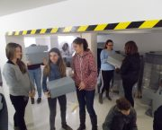 Žáci základních škol z Prahy 6 zapojení do projektu Příběhy našich sousedů navštívili Archiv bezpečnostních složek