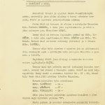 Směrnice o zacházení s přísně tajným dokumentačním materiálem o balzamizaci prezidenta 1