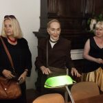 Do svého původního bydliště se přišla v doprovodu režisérky Olgy Sommerové podívat i operní pěvkyně Soňa Červená