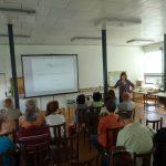 Přivítání návštěvníků a seznámení s historií a současností ABS