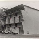 Photographs of the Czechoslovak embassy in Conakry (June 1959)