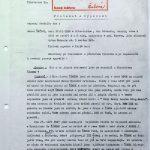 Testimony of Jan Smida dated 6 December 1956
