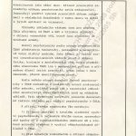 Report for the Chief of General Staff of the Czechoslovak People's Army dated 24 October 1985.