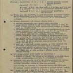 """Protokol o výsledcích použití """"vozíkové"""" technologie prof. Wünsche při přepravě kaple sv. Šebestiána v Uherském Hradišti (1. strana)"""