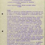 Oponentní posudek prof. Wünsche ke Studii realizovatelnosti přesunu kostela předložené Transferou v dubnu 1969 (1. strana)