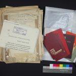 Obrázek 3 - Ukázka spisu, před restaurováním
