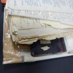 Obrázek 4 - Ukázka poškození
