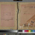 Obrázek 9 - Lepenkové desky před restaurováním