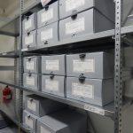 Obrázek 15 - Uložení spisu v depozitáři