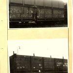 Nápisy na vagónech