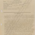 Personal assessment on Vlastimil Bubnik, 1963