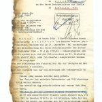 Karel Vitoul - informace o popravě