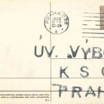 Pisatel ukázal, že i rým mu není cizí (přírůstek fondu Správa StB Praha z roku 2007, karton č. 173 – Anonymní dopisy 1969)