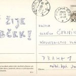 ZRÁDCE! (přírůstek fondu Správa StB Praha z roku 2007, karton č. 176 – Anonymní dopisy 1969)