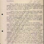 """Zpráva KP vystupujícího pod krycím jménem """"Bílek"""" o příjezdu Rudolfa Rejmana do Tanzanie ze dne 2. 5. 1967"""