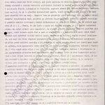 """Zpráva Rudolfa Rejmana předaná KP """"Bílkovi"""" v Dar es Salaamu ze dne 20. 6. 1967, v níž informuje o svých nejbližších spolupracovnících"""