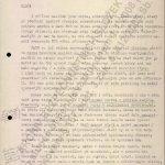 """Zpráva KP """"Bílka"""" určená pražské centrále s hodnocením IS """"Rado"""" ze dne 28. 10. 1967"""